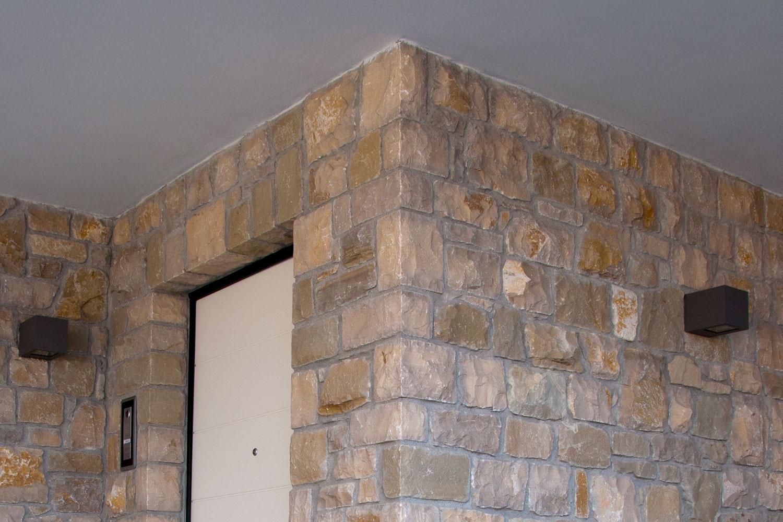 muro massello residenziale pietra cretaro